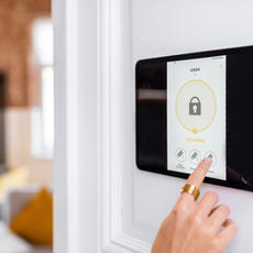 Smart Entry Alarm System