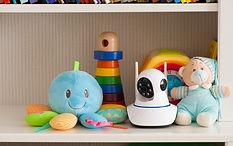Toys on a Shelf