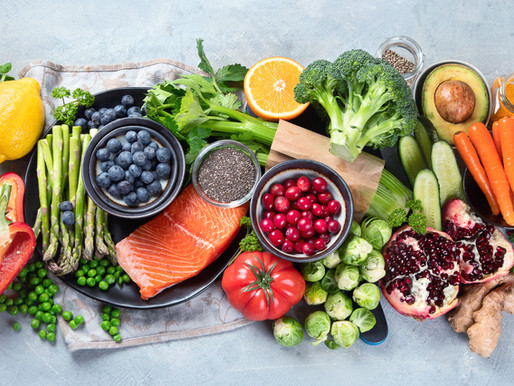 How important is it to eat a variety of foods?