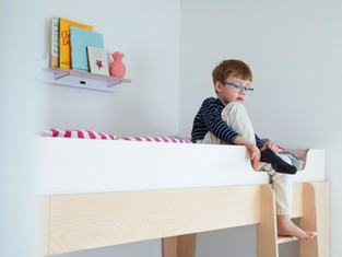Why children love doing things for themselves (even when they can't)