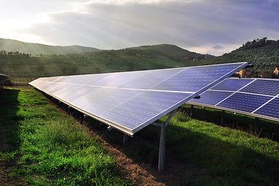 Solar energy, sustainable