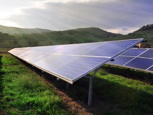 UK solar PV capacity increases as the sector looks to a bright future
