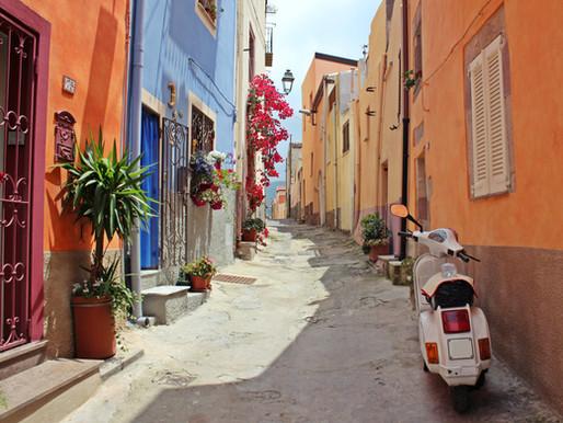 Motorradtour nach Sardinien