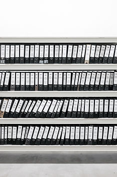 Organised Files, systems