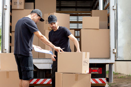Your order - courier delivery advice - Check it first - then sign for it