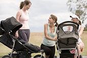 Social Wellness Important for Moms