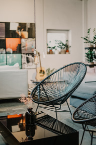 Cadeiras de Cordas