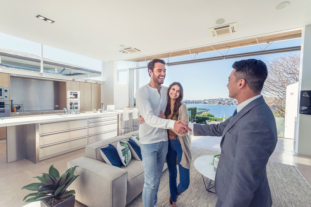 Buying a new apartment in a strata group