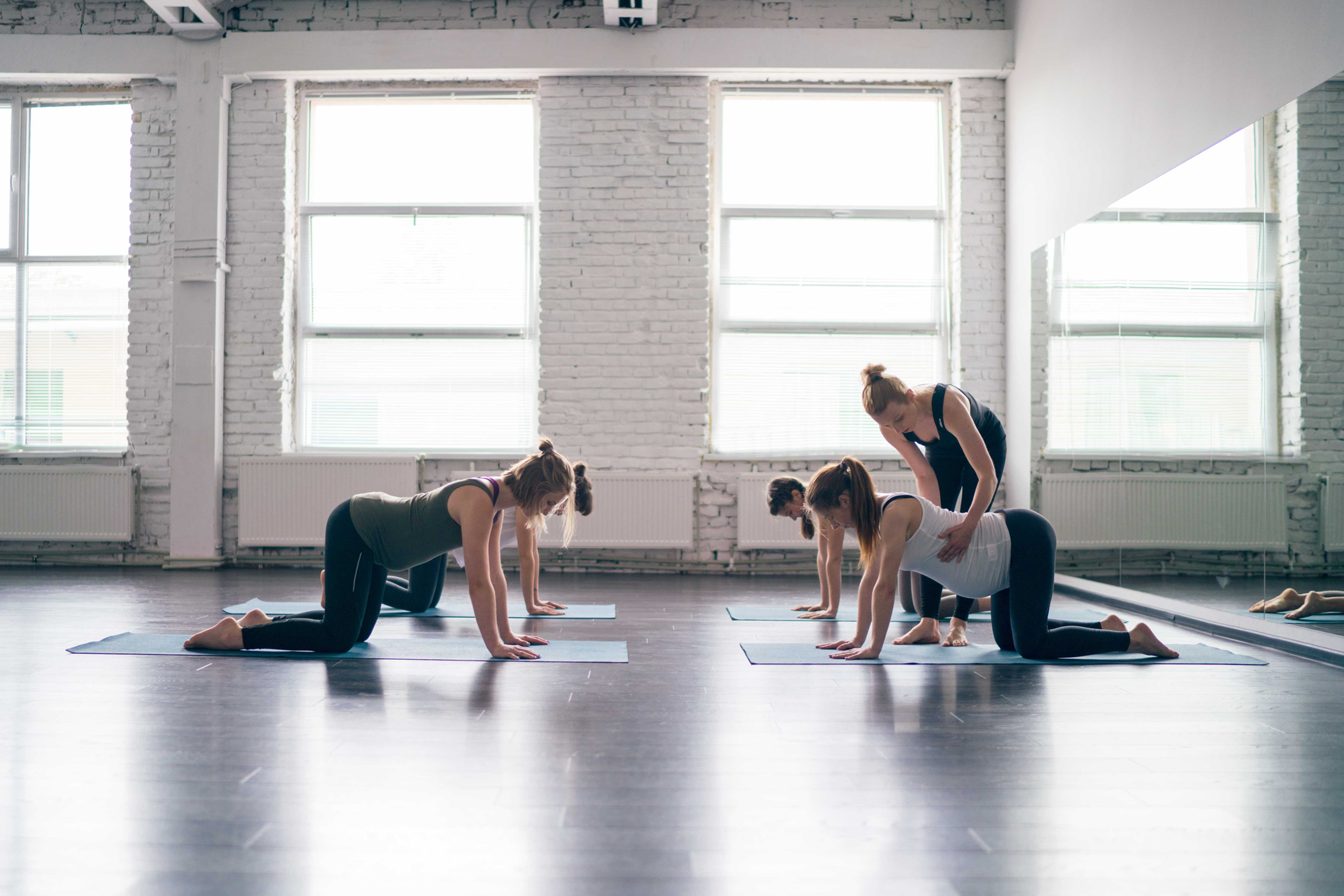 Pilates Tone.