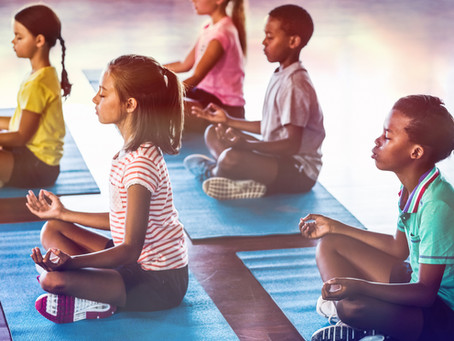 Children May Be More Natural Meditators than Adults