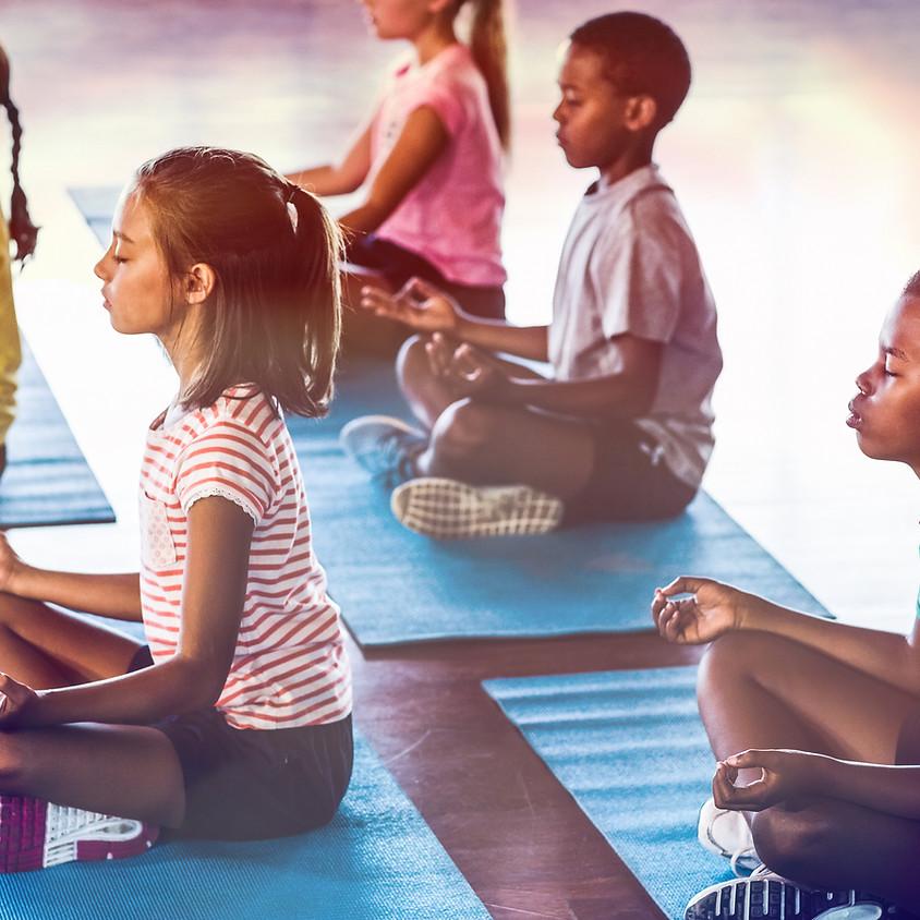 Kids Yoga by Dipika Vaid