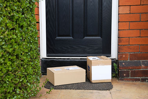 Packages at the Door