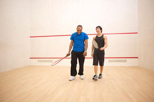 Squash Pals Having Fun