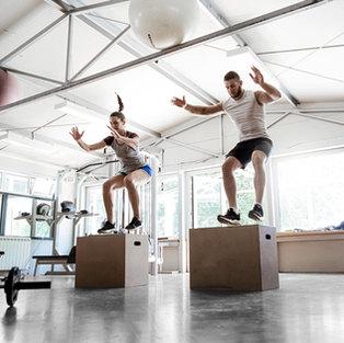 Active vs. Passive motion