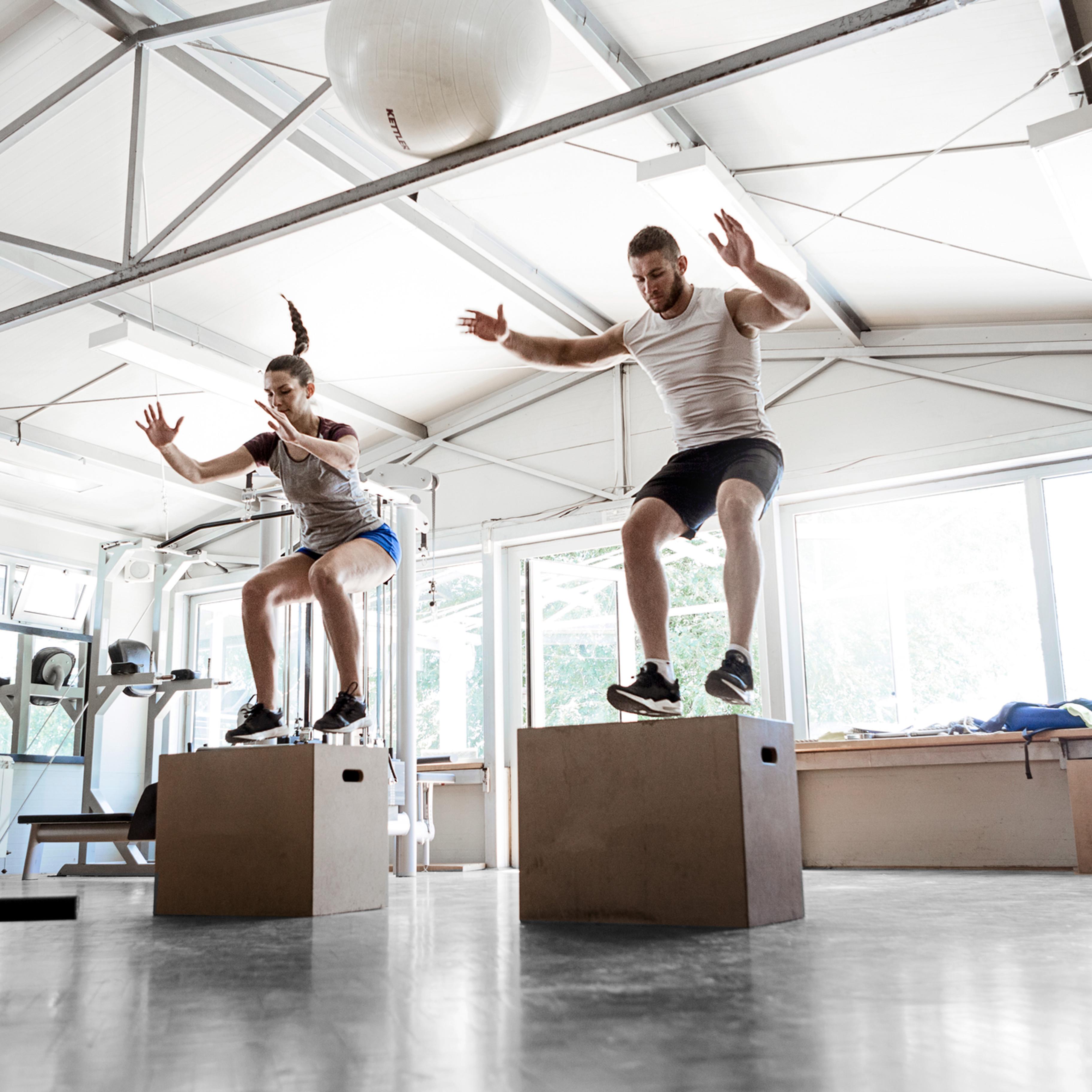 Strength & Motion Training
