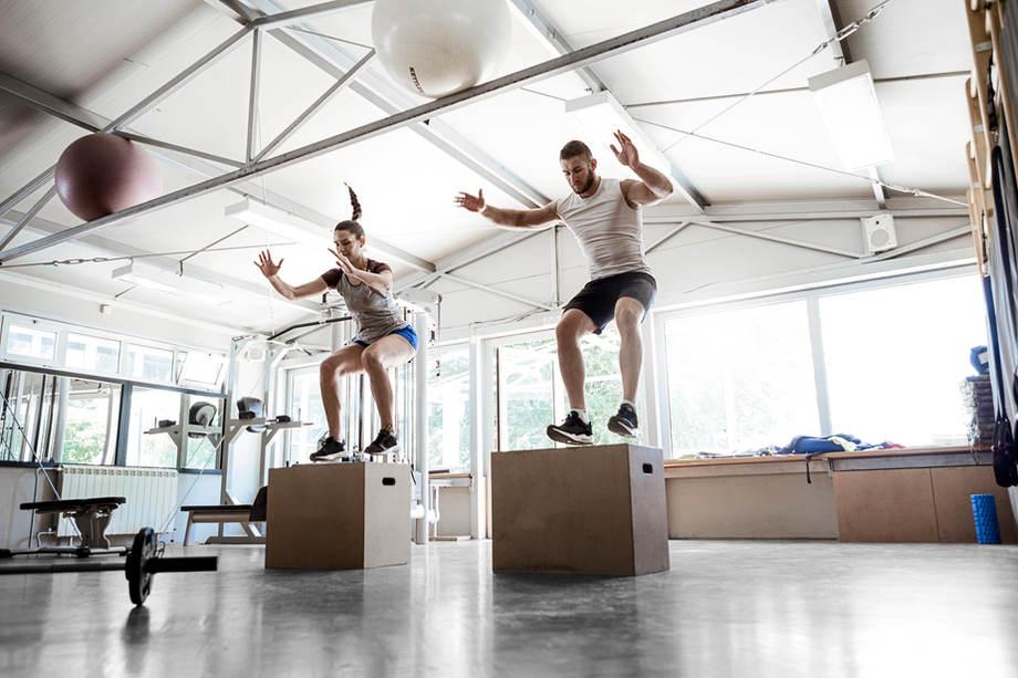 jumping-on-box