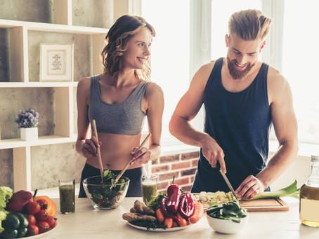 La Importancia de Hacer Ejercicio y una Buena Nutrición.