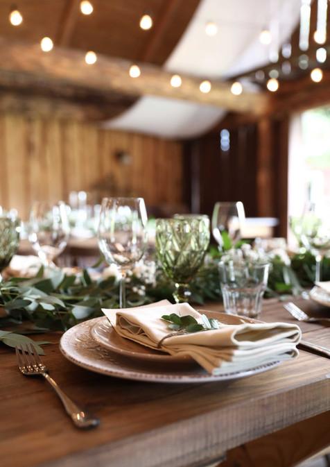 Svatební tabule Set