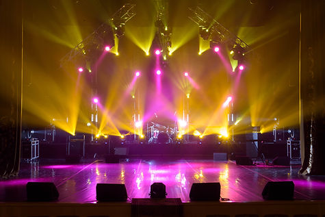 Pop Music Stage