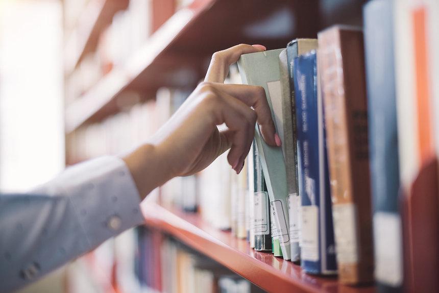 College-Bibliothek