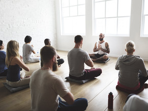 Wellbeing: Check.  Why workplace wellbeing sessions don't work!