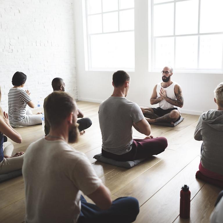 Osho Kundalini Meditation and Sharing Circle