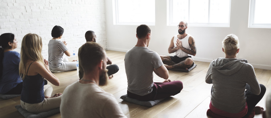 Meditation, Mindfulness, and Yoga as a Part of Healing Mental Health Struggles