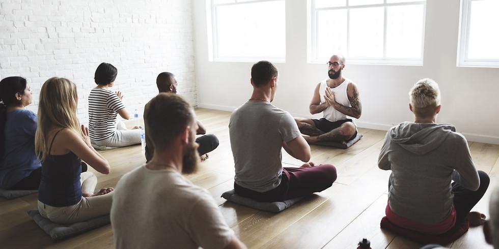 Discover Meditation Series  -- ONLINE!