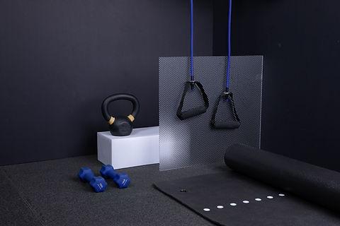 Objetos de fitness