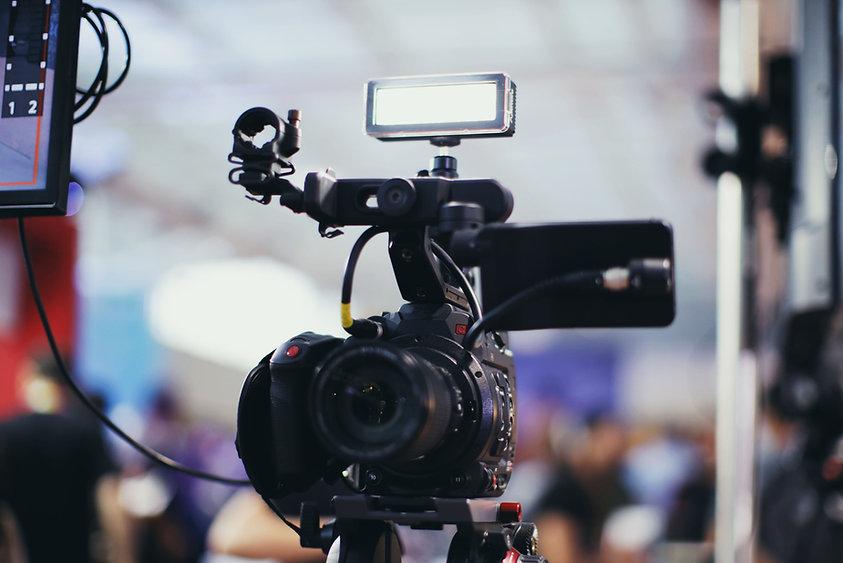 Ausgefallene Kamera
