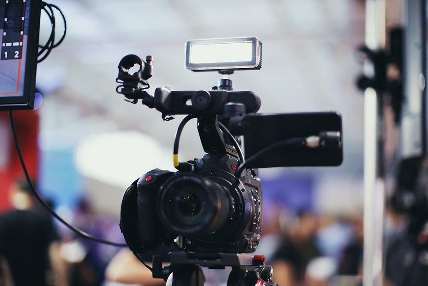 Caméra fantaisie