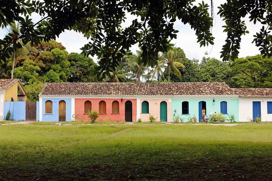 Casas de vilarejo