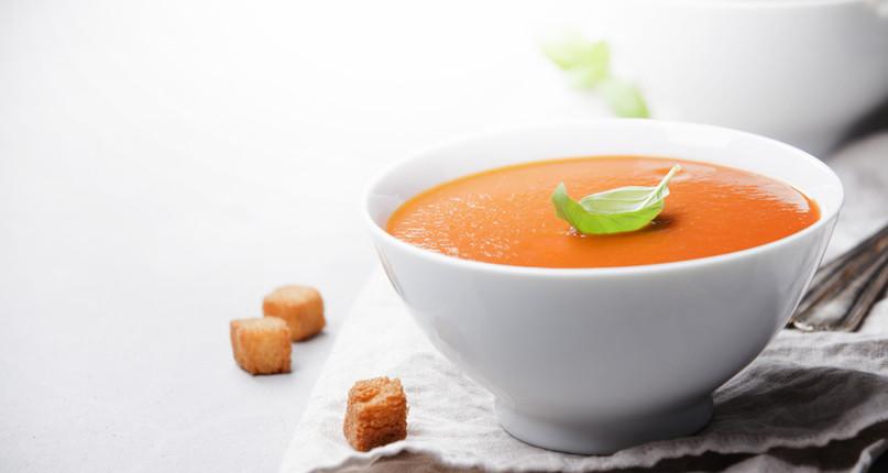 Huisgemaakte soep