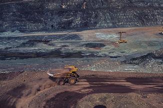 Land Mining Equipment