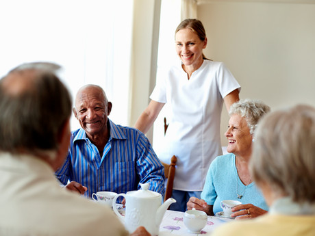 Social care rises up the agenda