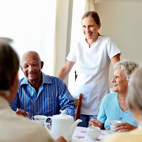 E 149/21: Locker bleiben - Professionelle Kommunikation in der Pflege