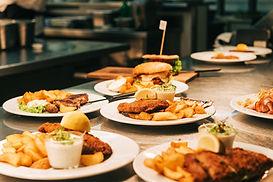 Köstliche Mahlzeit