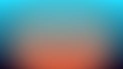 Orange Torquise Gradient