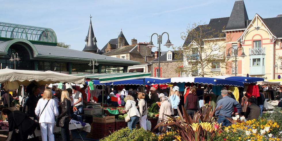 Bauernmarkt in Payerbach