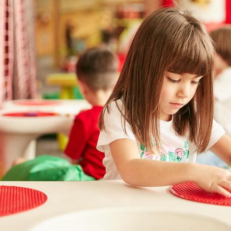 ELE y ELH  para niños. Aprendizaje multisensorial.
