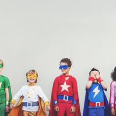 スーパーヒーローキッズ