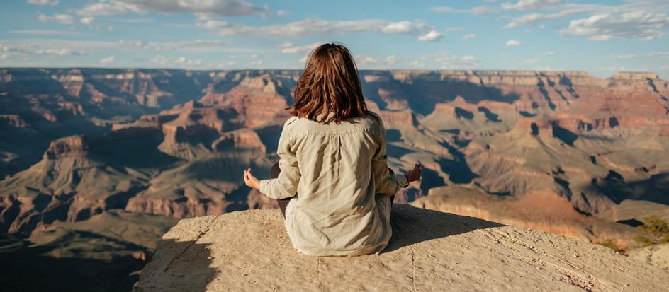 Meer ruimte in mijn hoofd: Mijn eigen meditatie challenge