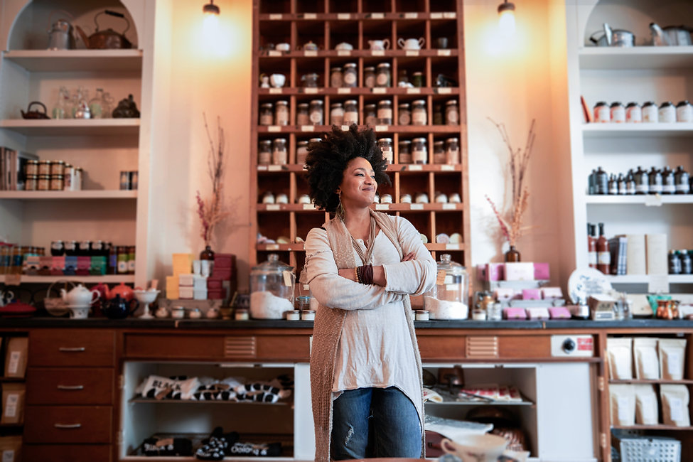 Candle Store Owner