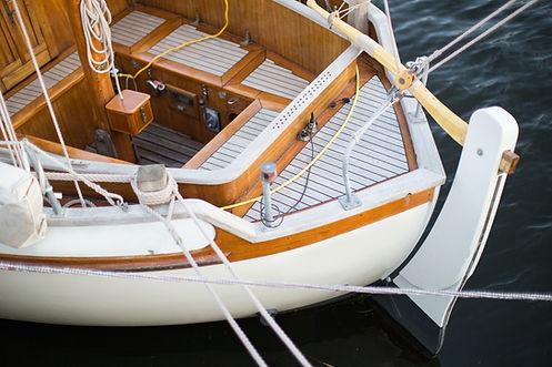 Sailboat Rudder