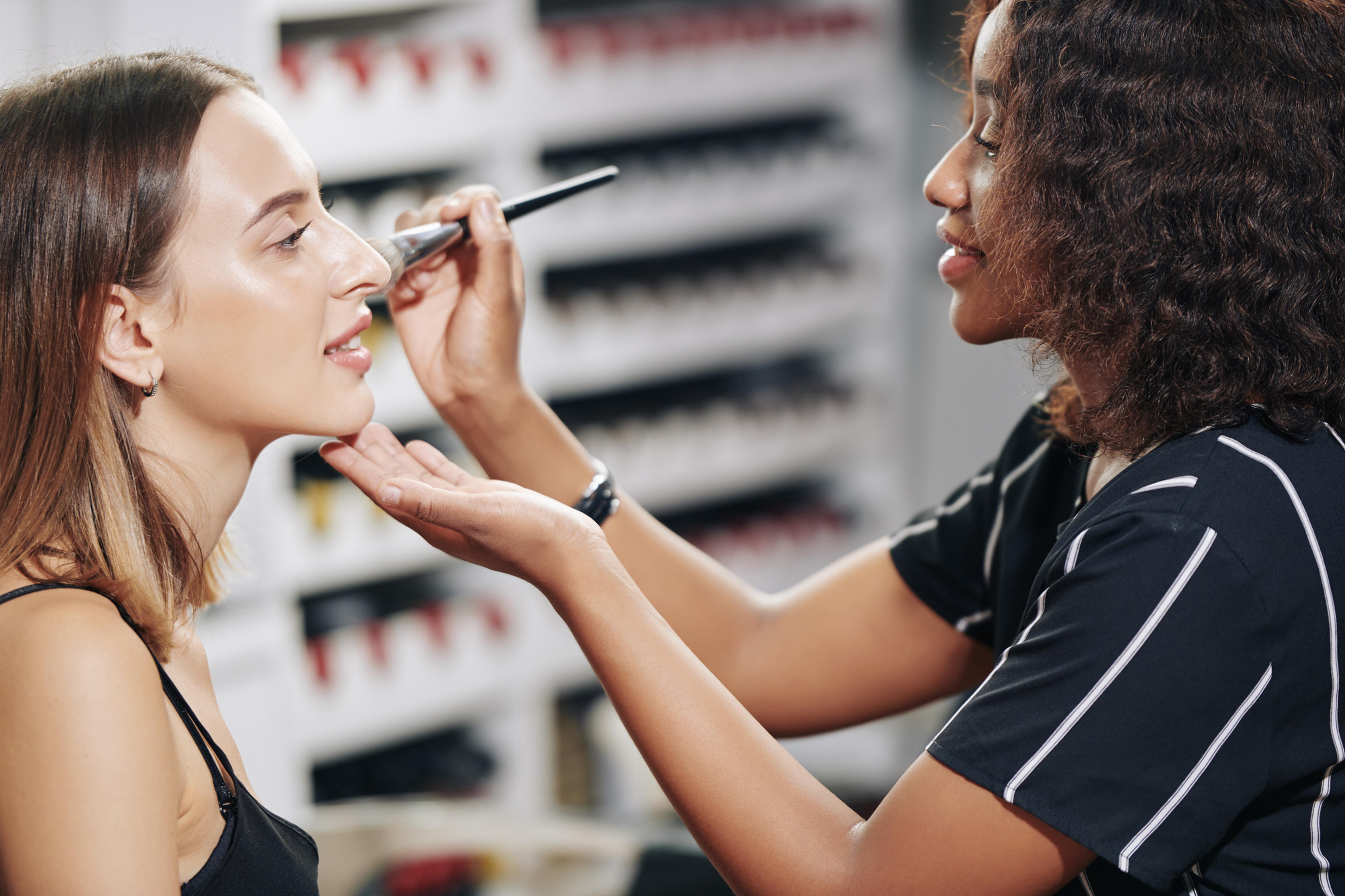1-on-1 Full Makeup Class