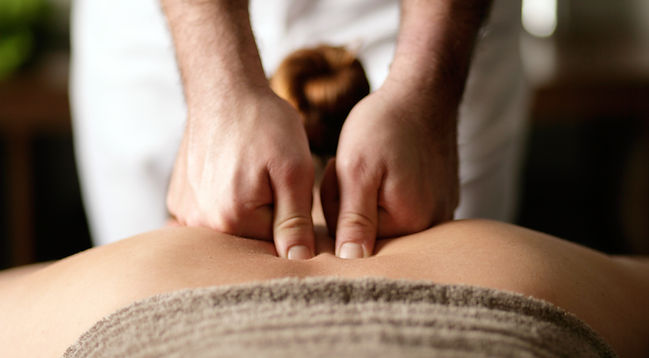 Pressure Point Massage