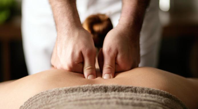 Massaggio del punto di pressione