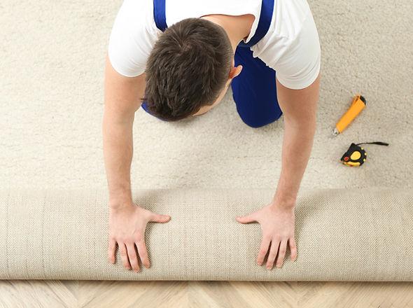 Installing Carpet