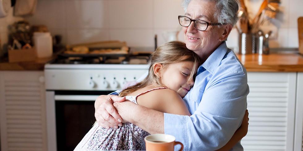 ATELIER POUR LES GRANDS PARENTS