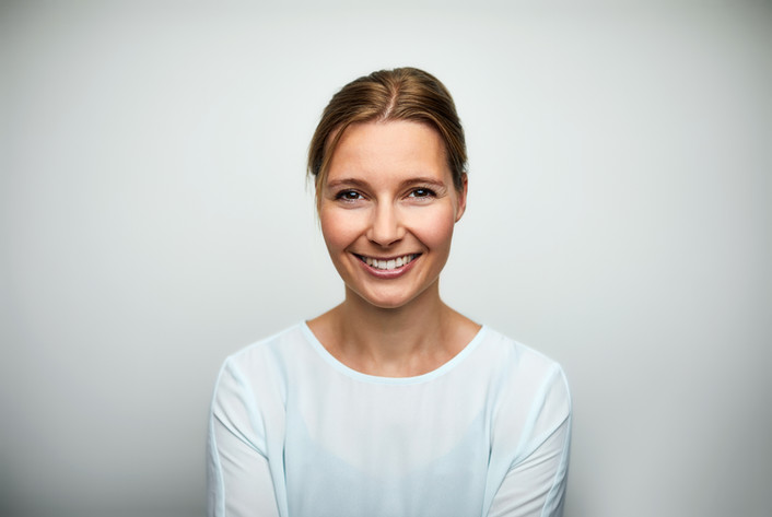 Mid Adult Smiling Woman